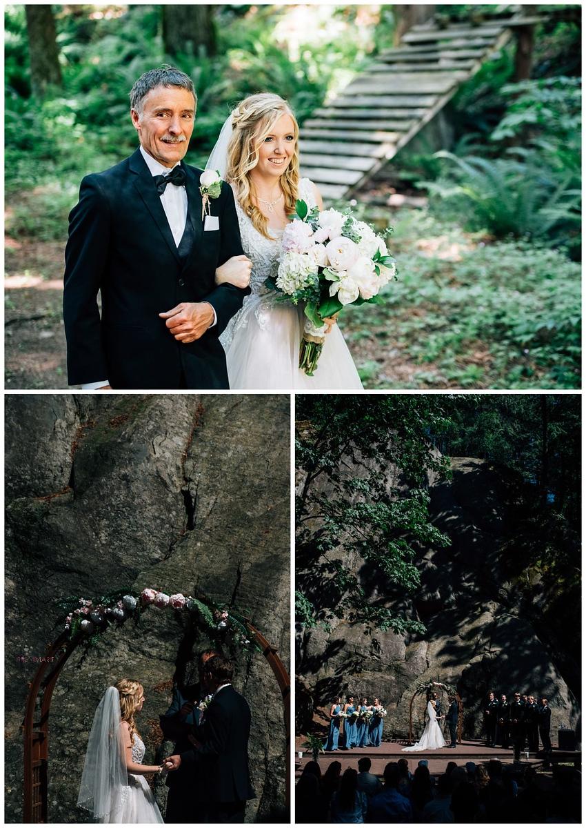 Camp Hope Wedding