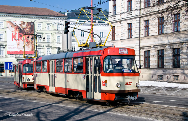 Bratislava Trolley