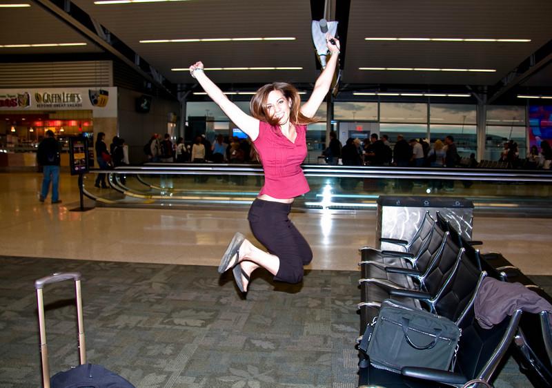 @marcykellar | Indianapolis Airport