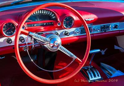 Thunderbird Car Show