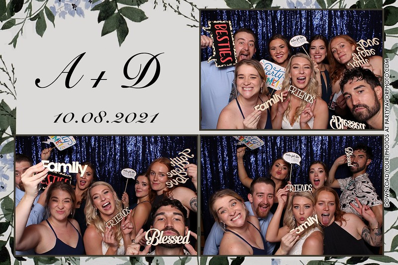 A+D Wedding