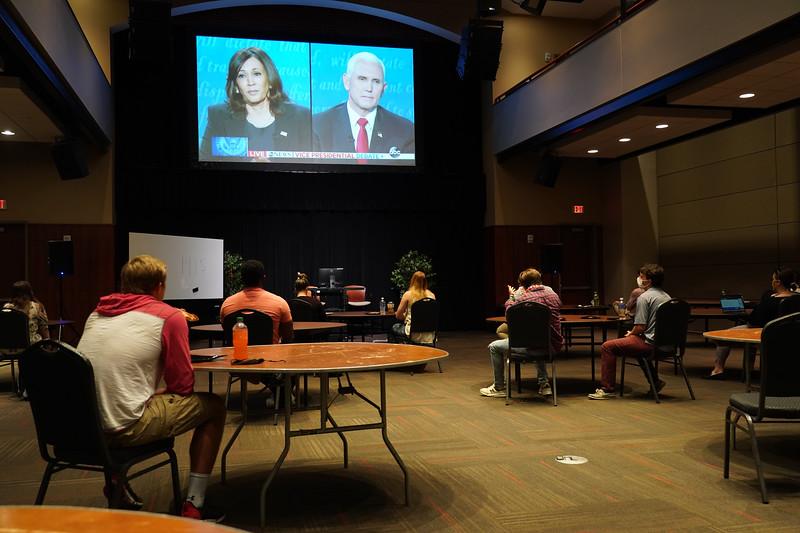 Vice-Presidential Debate Party