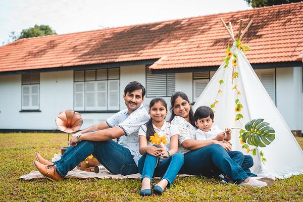Veeralakshmi & Duraiselvan Family Photos