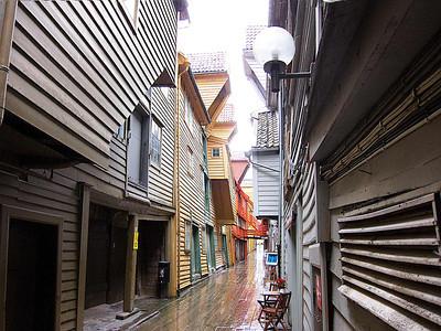 Norway - Bergen Sept 2011 via Seabourn Sojourn