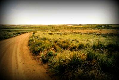 Box Canyon on the Colorado Kansas Border...