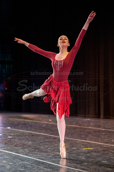 Candide - Concert Ballet 2013 - Corpus Christi, Texas