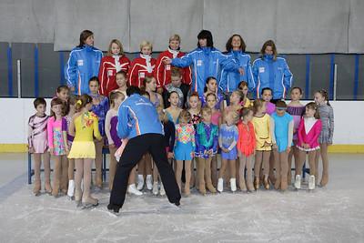 BK Variace - Skupiny - 2009-08