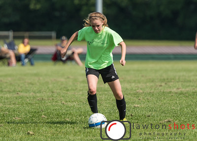 2015 Shawnee High School Girls Soccer