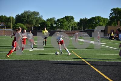 Class 3A Region quarterfinals: Boone @ Fort Dodge Girls Soccer
