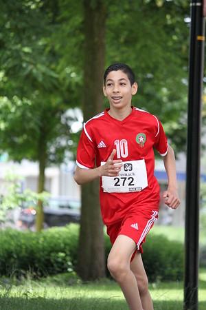 D ' Run Kids run 1 + 2.5 km