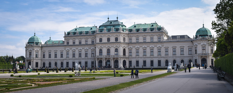 Vienna: The Upper Belvedere