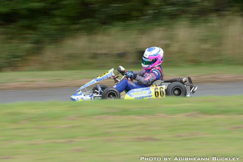 Leinster Karting Club - 2018 Summer Championship - Round 2 - By Aoibheann Buckley