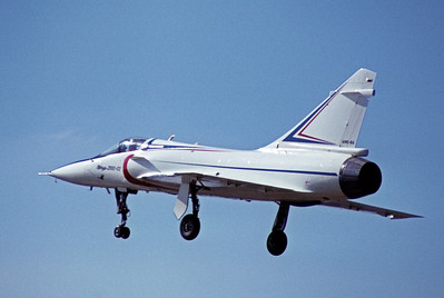 Farnborough airshow, 1980