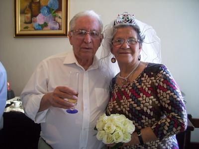 55 anos de casados