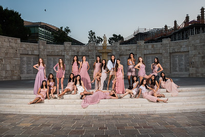 NCL Fashion Show Headshots 2018