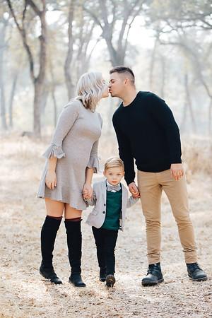 Rita, Roman and Zack Family 2018