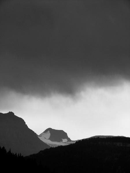 Glacier National Park  August 2006