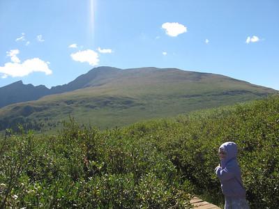 Mt. Bierstadt August 2010