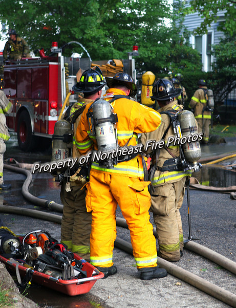 Providence- 2nd Alarm- Colonial Rd-9/21/13