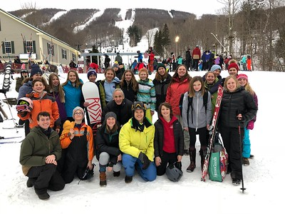 2019 Teen Winter Weekend - Berkshires