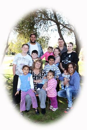 The Nikki Family.  June 2015.