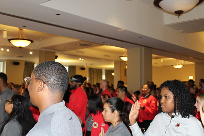 City Year Chicago Opening Day 2019