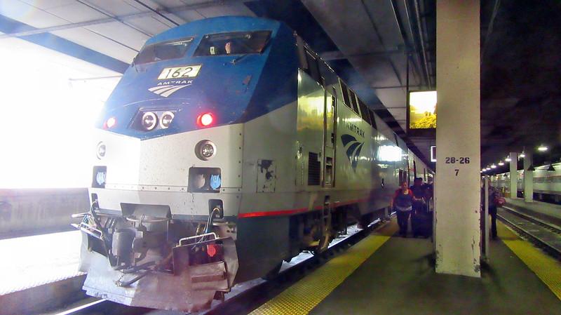 Amtrak's Lake Shore Limited June 13-14