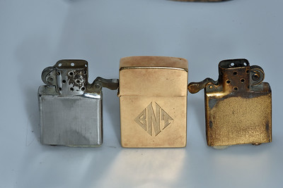 My Zippo Collection 04-06-20