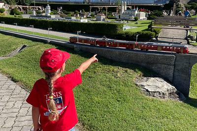 CDE Minnows Explore Swissminiatur