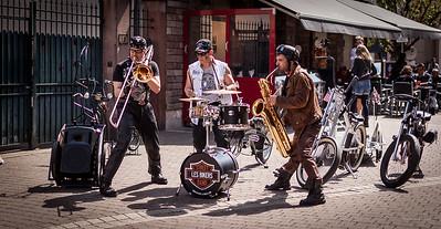 Bikers Street Band