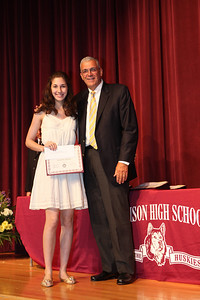 Senior Scholastic Award Ceremony 2009