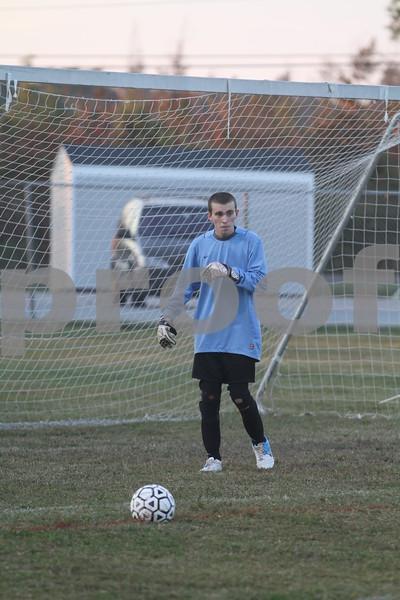 GCHS - Soccer - 2012