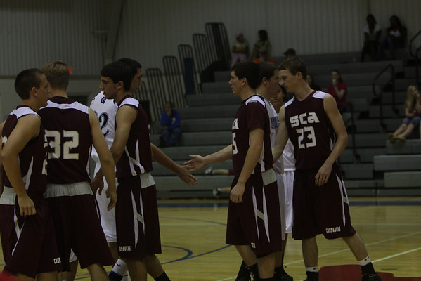 NCS vs Seffner B Basketball