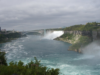 Niagara Falls and Mackinac Island August 2007