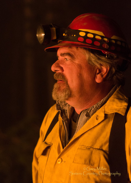 Pole Creek Fire 2012