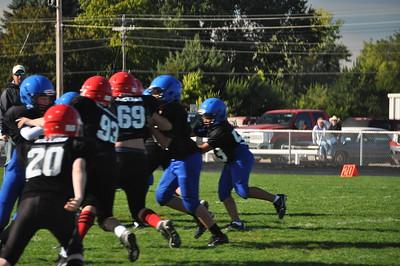2013-10-06 AJ Football vs Ainsworth