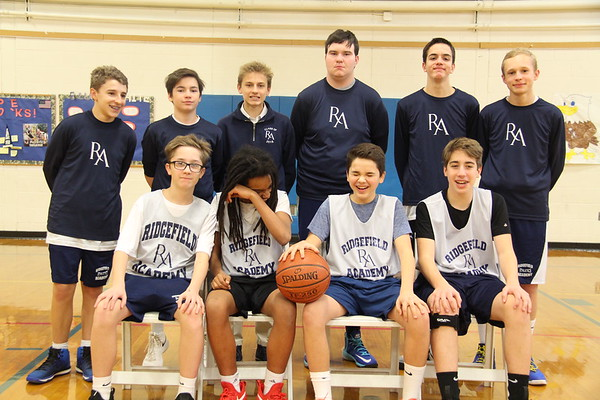 8th Boys Basketball