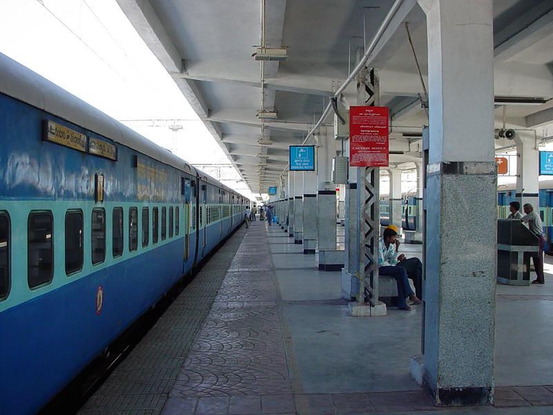 Hyderabad train station