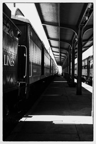 Galveston Railroad Museum I