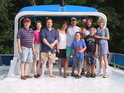 Leedom Family Vacations