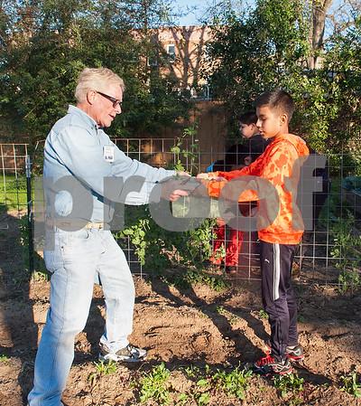 1/15/16 Master Gardeners at Wonderful Wednesdays by Sarah A. Miller