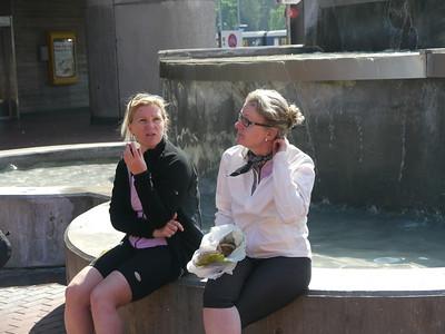 Pfingsten 2010: Brugg - Solothurn - Brugg