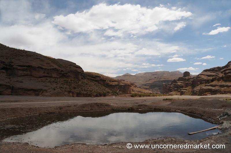 Canyon Town - Salar Tour, Bolivia