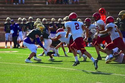 TP JV Scrimmage vs Saints 8/13/21