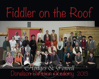 Fiddler on the Roof 2013