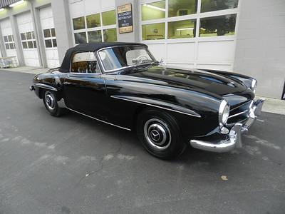 1959 Mercedes 190 SL Roadster - For Sale
