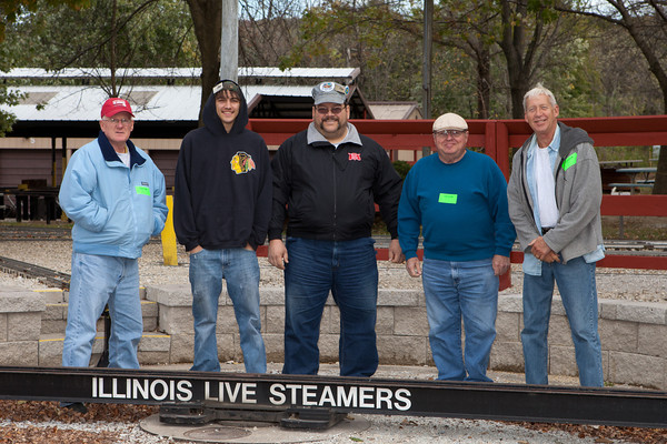 Illinois Live Steamers