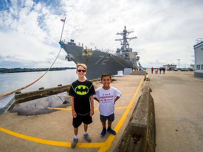 USS Mahan