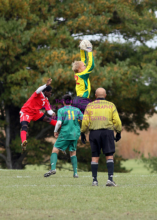 2009 KISWAUKEE COLLEGE SOCCER vs