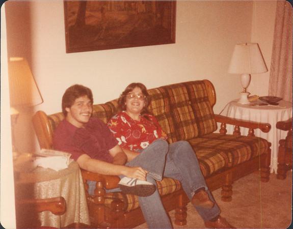 1976-1980 Brian's friends